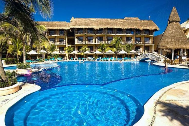 7nt 4* All-Inclusive Mexico Spa & Flights from Lon or Man