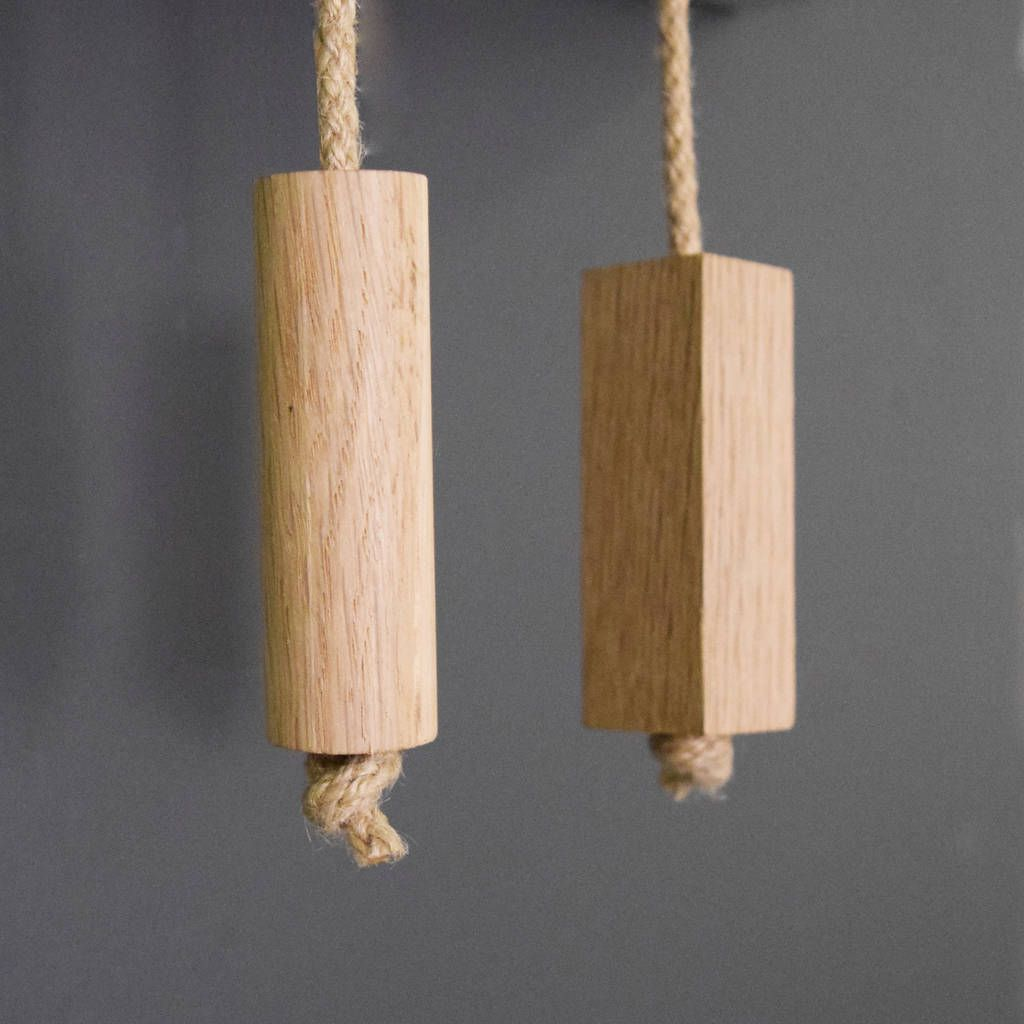 Solid Oak Bathroom Light Pulls | Bathroom light pulls ...