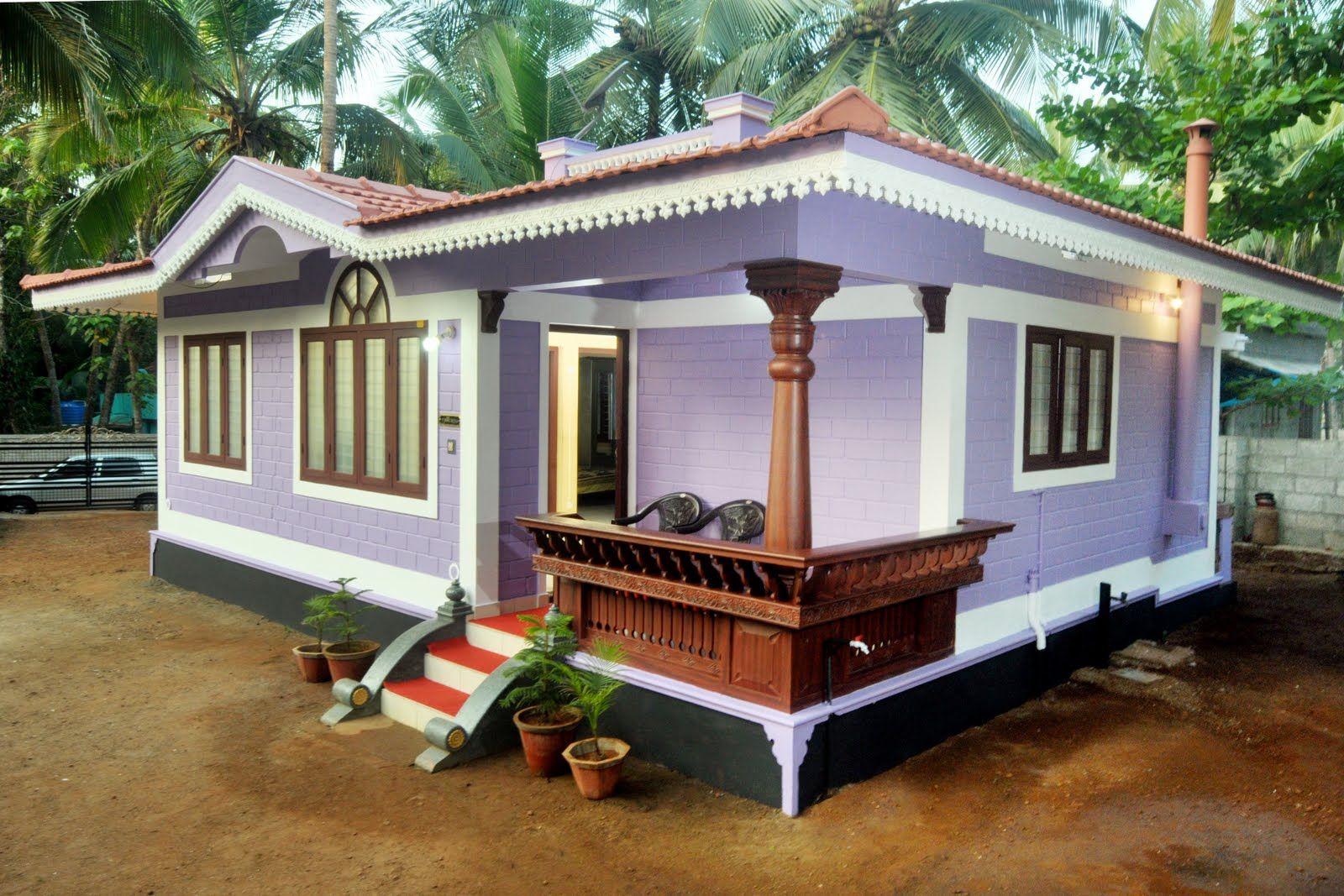 aa97d3fddc1ca4a430edf40317b17d15 - 26+ Small House Plans For Kerala  PNG