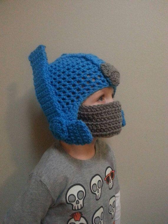 9db58fc9dac Crochet Transformer Optimus Prime hat by SierrasCrochet on Etsy ...