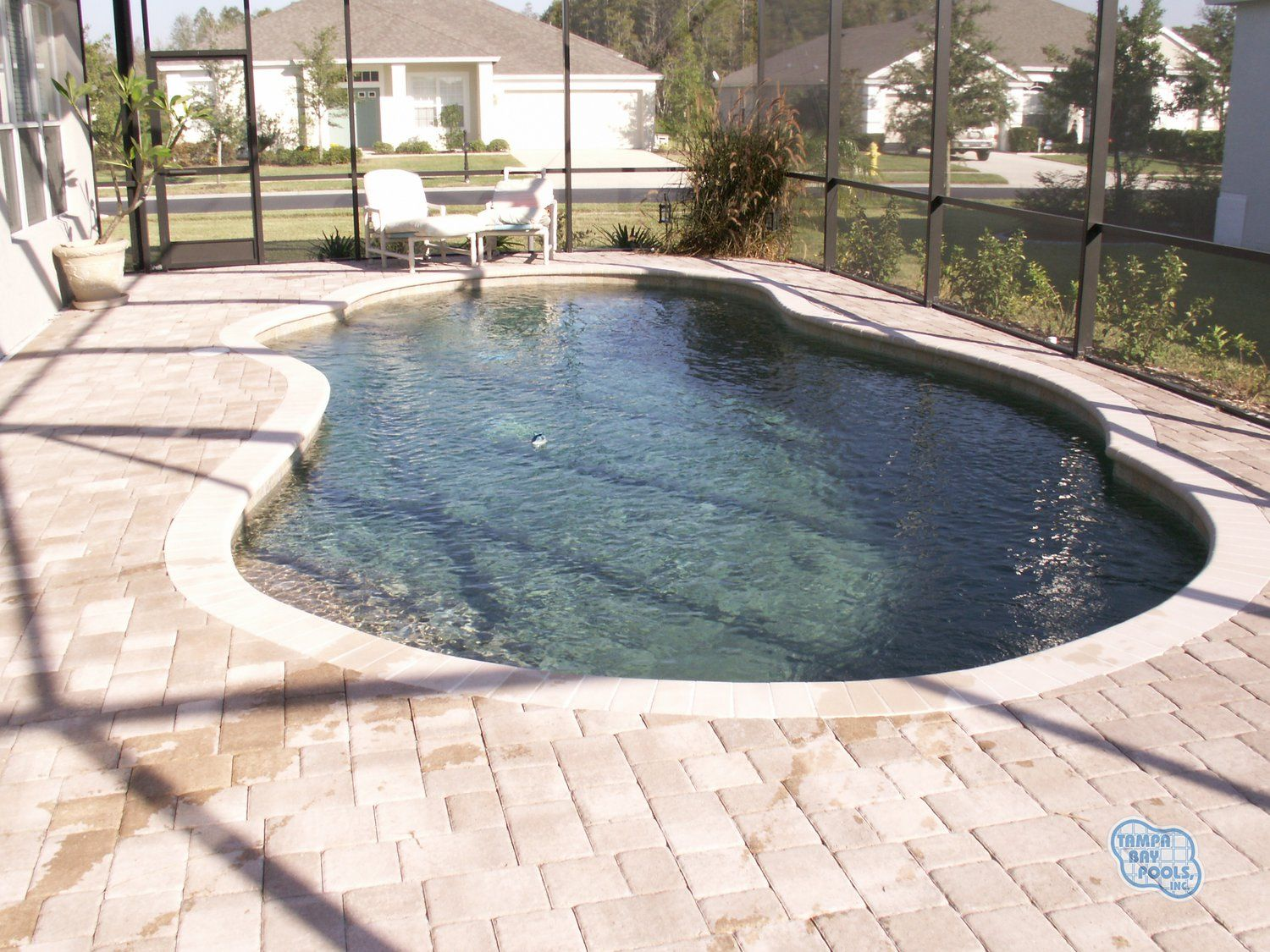 Residential Pool By Tampa Bay Pools 044