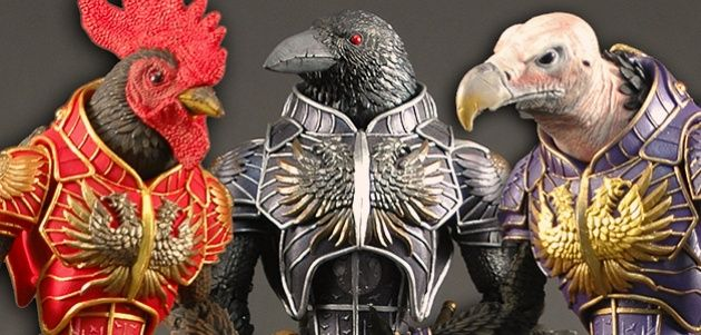 Four Horsemen Tease Upcoming Gothitropolis Ravens