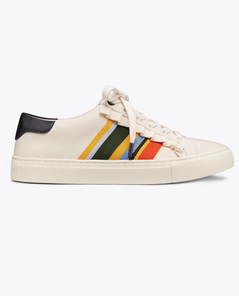 02688f6c1cb2 Tory Sport Ruffle Sneaker
