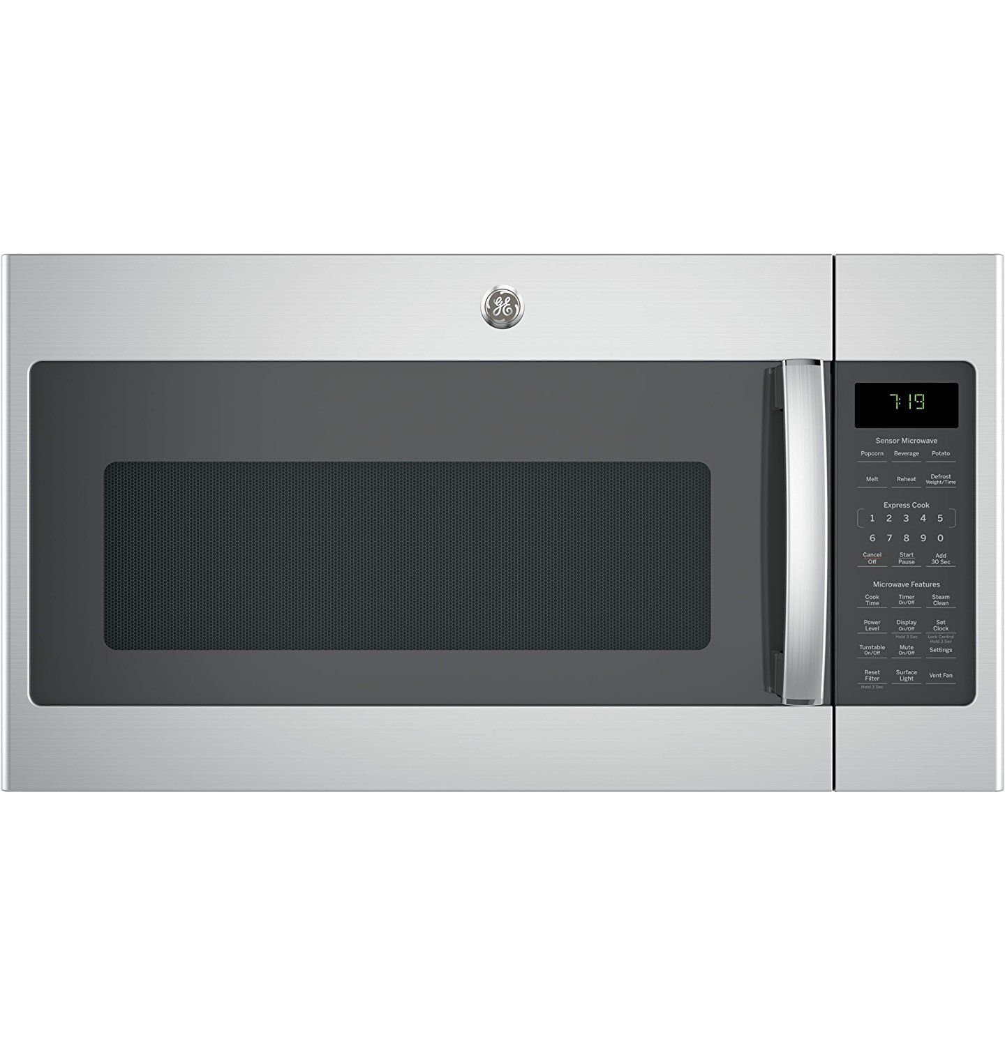 Ge Jnm7196skss 30 Over The Range Microwave Oven In Stainless Steel Click Image To Review More Details