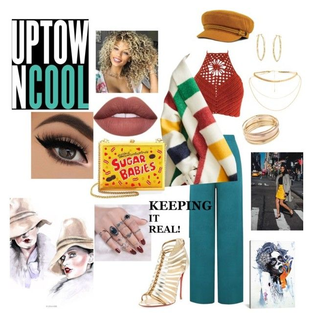 """Uptown Funk 🎶"" by melissa-jones-01 ❤ liked on Polyvore featuring WearAll, Christian Louboutin, Monse, Alice + Olivia, iCanvas and Mudd"