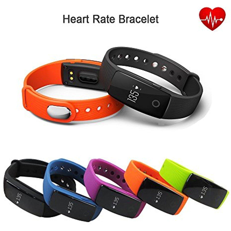 ID107 Armband iTontek® ID107 Bluetooth wristband clips