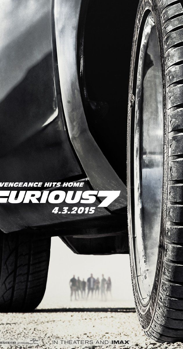 Fast & Furious 7, Pathé de Kuip, 4 april 2015