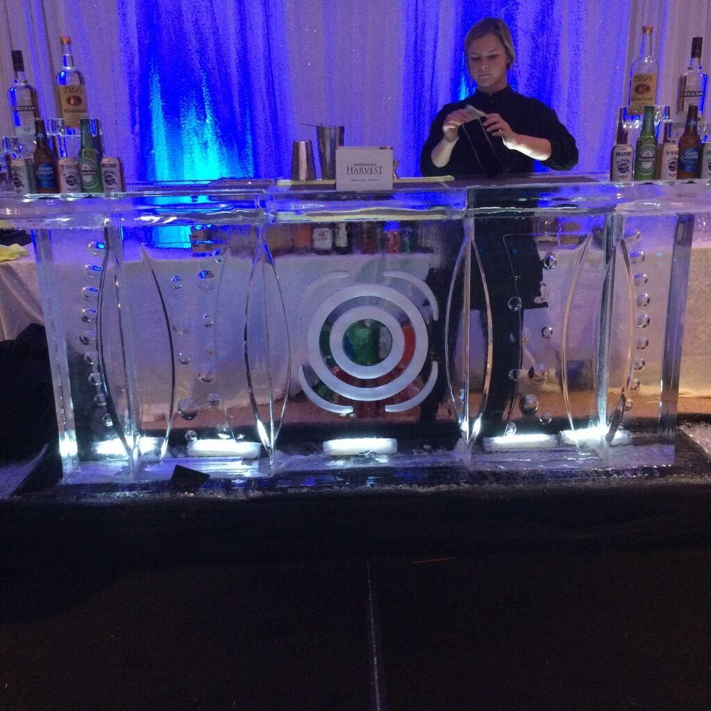 Event Management - Eventrics | Event Decor - Occasions by Shangri-la |  Ice Bar - Ice Pro FL | Event Photography - Potthast Studios | Cocktail Reception - F&B Presentation | http://www.eventrics.com | #IceBar #BrighthouseRBA