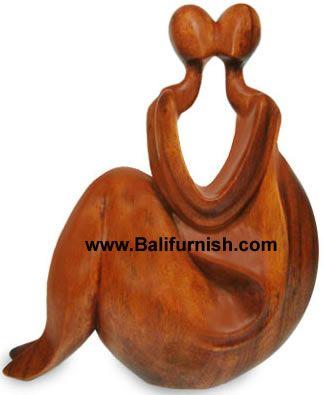 ABSTRACT WOOD ARTS FROM BALI