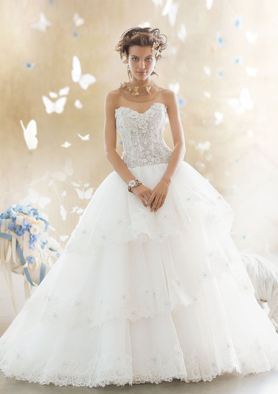 Gorgeous Eve of Milady gown   Gorgeous Wedding Gowns   Pinterest ...