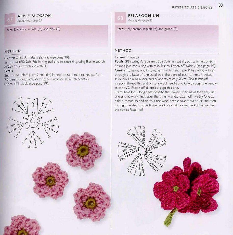Pin de laura romero en flores | Pinterest | Bella, Patrones y Hermosa