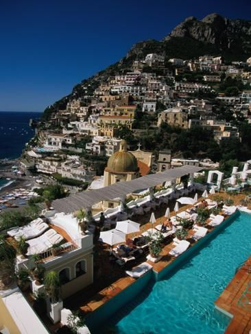 Perfect Honeymoon Place Le Sirenuse Positano Italy This Was Our Hotel It