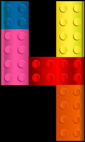 Lego Number Four Png Transparent Clip Art Image Clip Art Lego Art Images