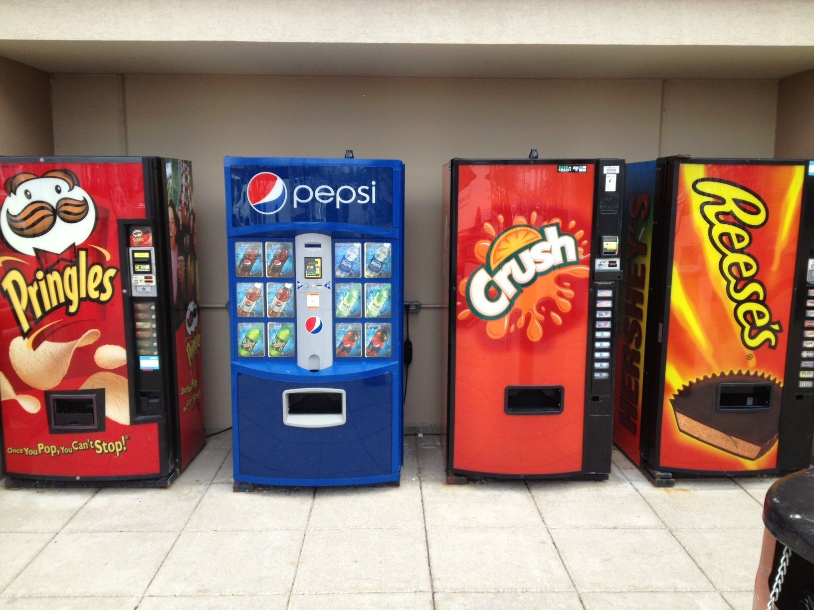 vending machines in school Sam's club is your one-stop shop for vending machines, concession and vending beverage machines, gumball machines, combo vending machines child care & schools.