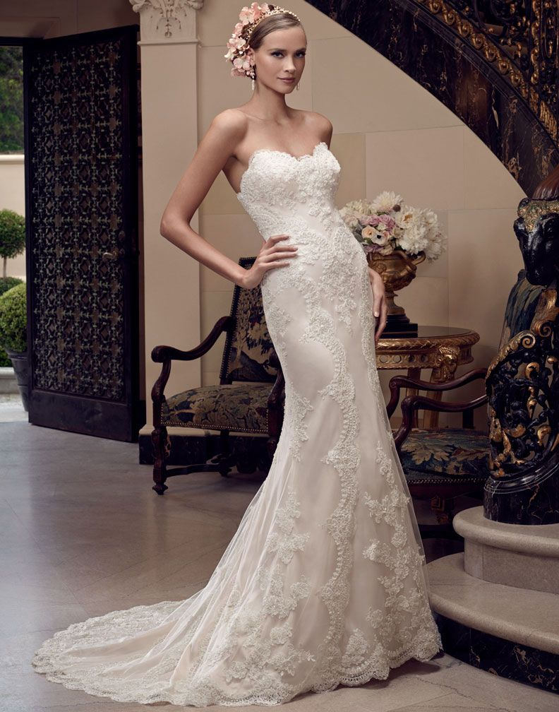 Formal style vestidos de novia pinterest casablanca bridal