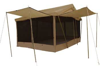 Trek Canvas Screen House Barre Army Navy Store Still The Best Looking Tent