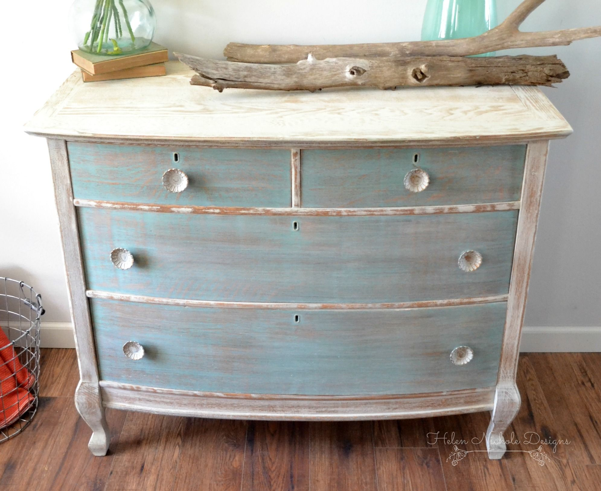 14 How To Tutorials For Painting Wood Furniture White Washed