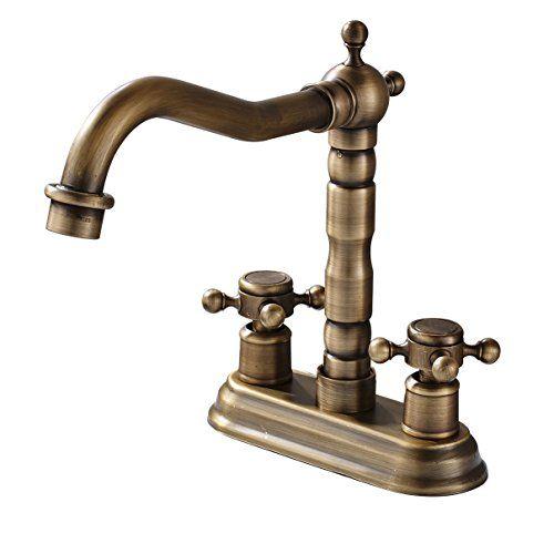 Bathroom Faucets Diy Rozin 4inch Centerset Bathroom Sink Faucet 2