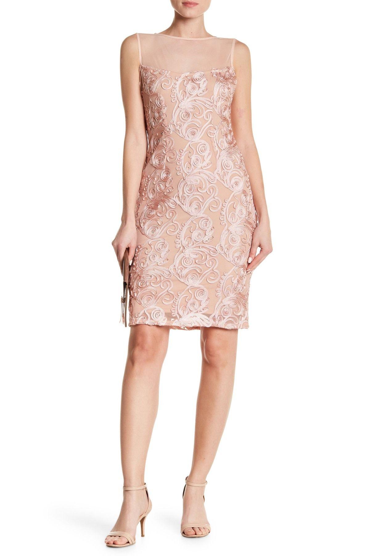 Asombroso Nordstrom Vestido De Dama Bosquejo - Colección de Vestidos ...