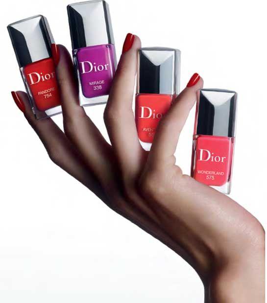 Dior Vernis It-Shades (Bild: Dior)