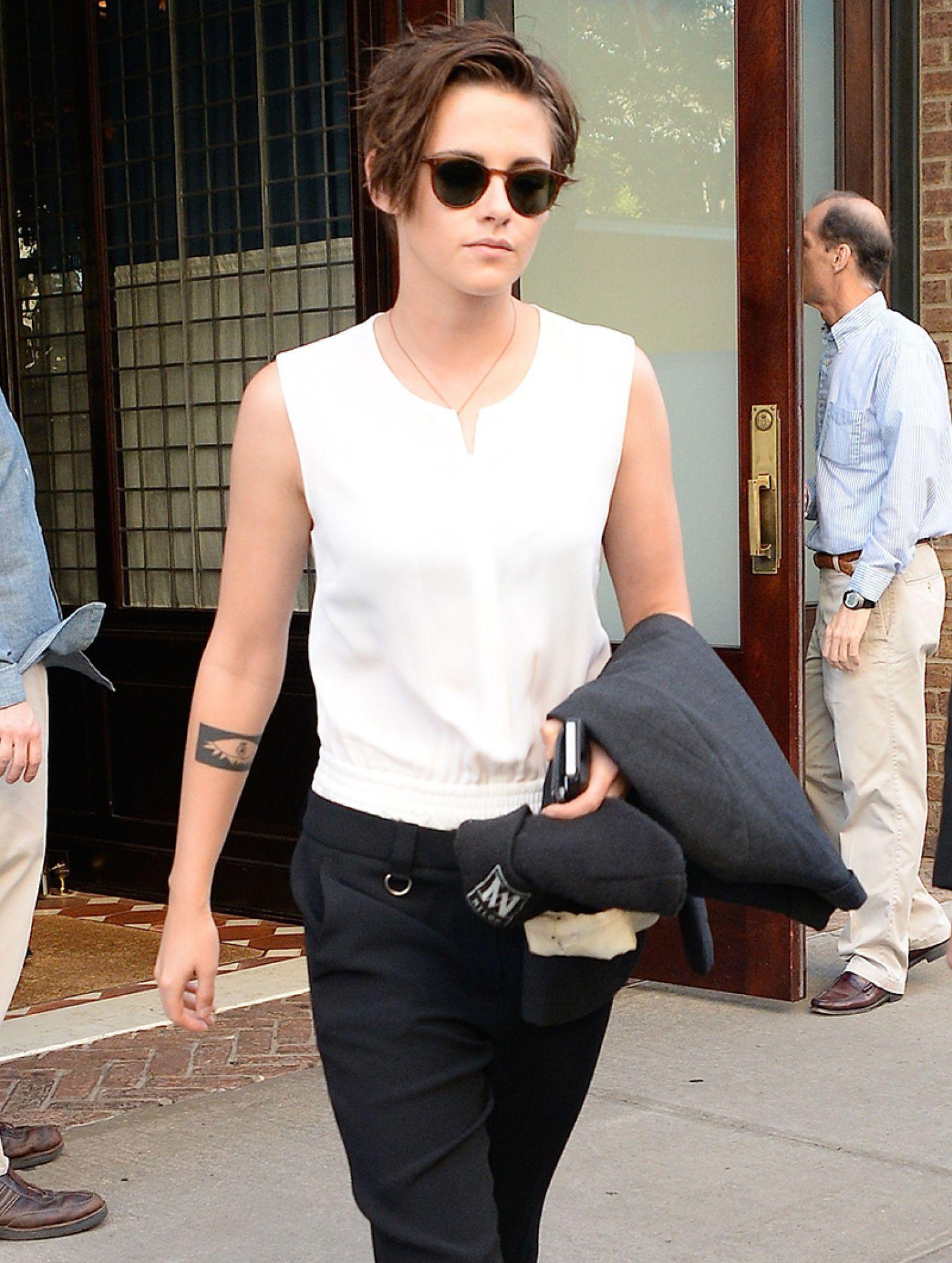 Kristen Stewart Is Changing Everything We Know About Her Kristen Stewart Short Hair Kristen Stewart Short Hair Styles