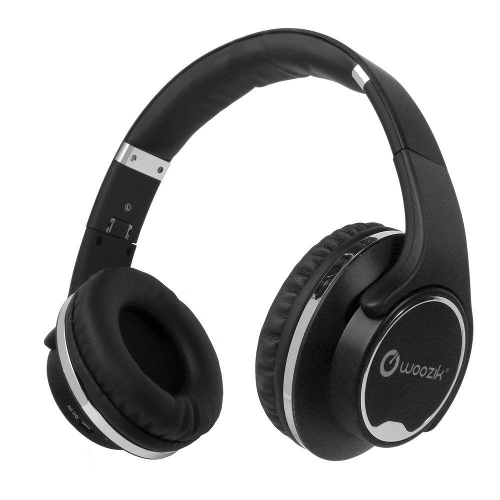 Woozik Twist Bluetooth 4 0 Wireless Noise Isolation
