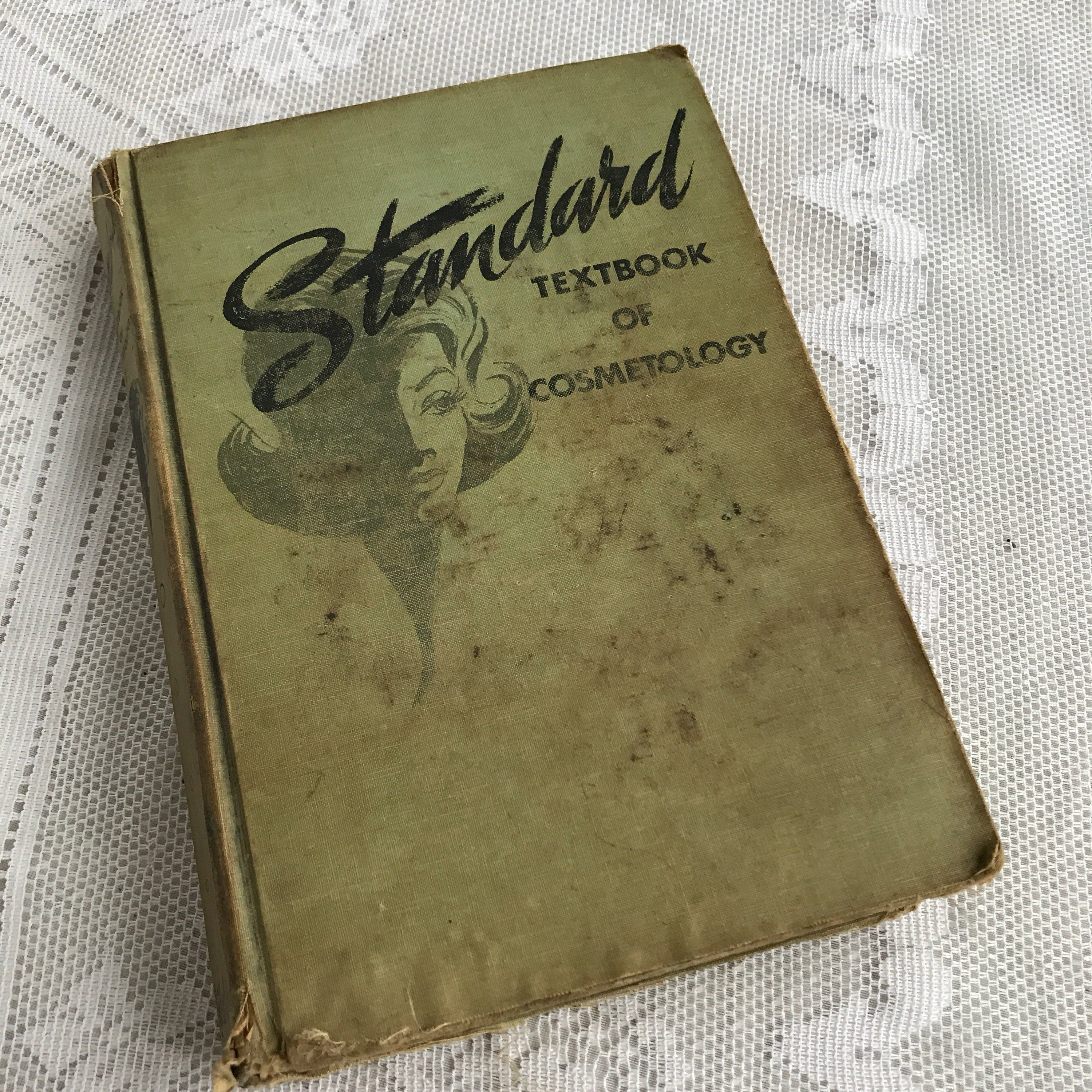 Standard Textbook Of Cosmetology Vintage Hardcover