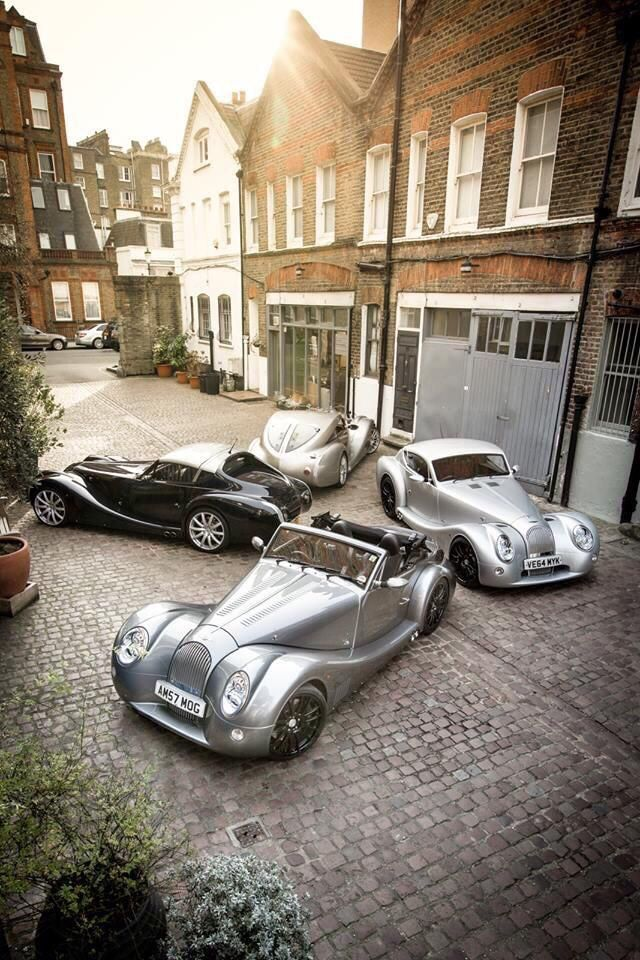@Thelondonmorgan @morganmotor @David_Strettle          Which one would you choose to take on your #morganadventure