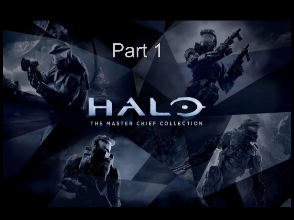 Halo The Master Chief Collection Halo Ce Anniversary