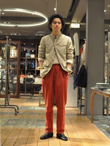 Well-Balanced Jacket&Pants