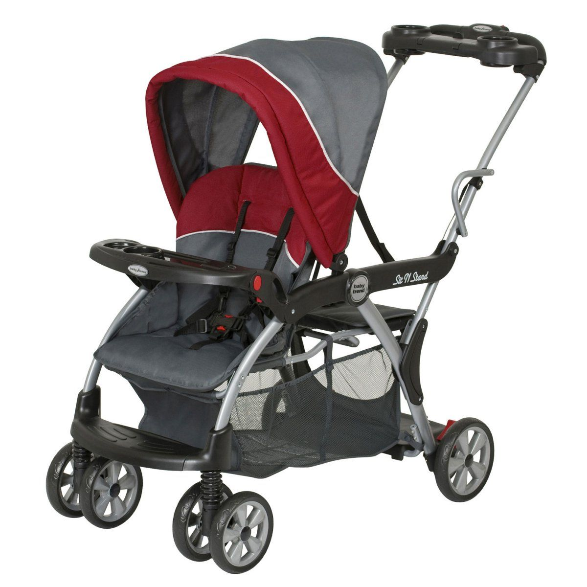 Baby Trend Sit N Stand Single DX strollerBaltic Baby