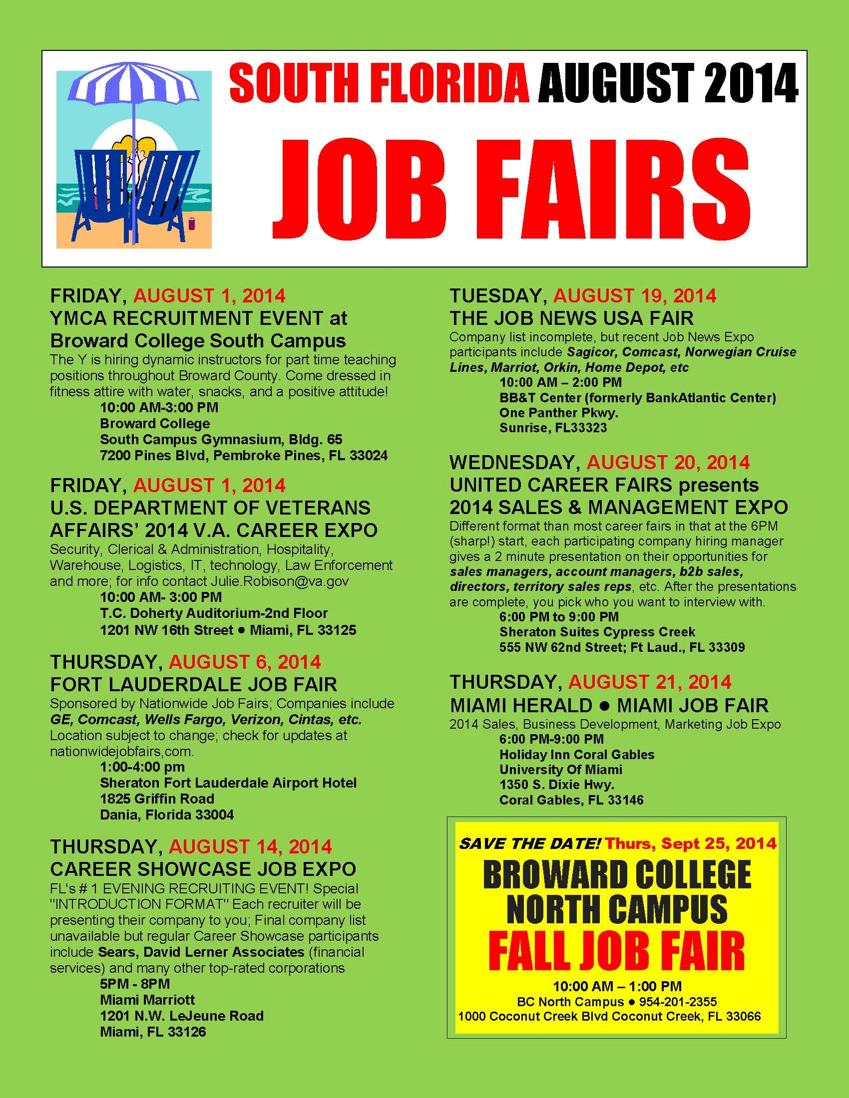 The Broward College Career Center-South Campus will be