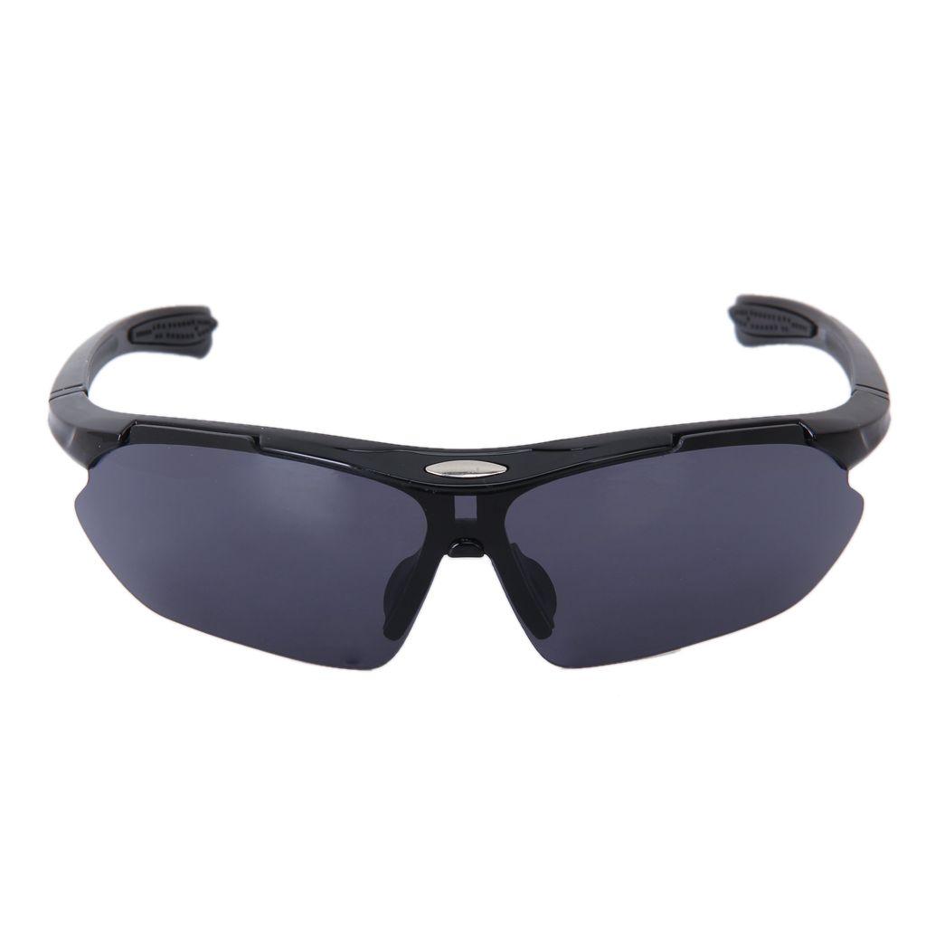 04d4e6f2db47b  Men s Fashion Half Frame  Biker Fishing Sunglasses Eyeglasses Glasses -  Bright Black  fishingsunglasses