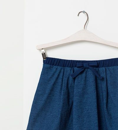 Image 3 of SKIRT WITH BOW from Zara