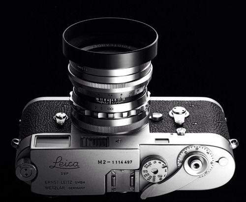 Leica M2 + Voigtländer 50mm f/1.5…  fromand: