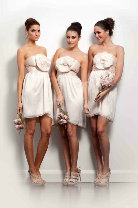 Anna Campbell Bridesmaid Collection Wedding Fashion Bridesmaid