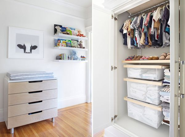 Wonderful Create A Space For Baby To Grow With Elfa And The Container Store! |  Nursery Organization | Pinterest | Container Store, Spaces And Elfa Shelving
