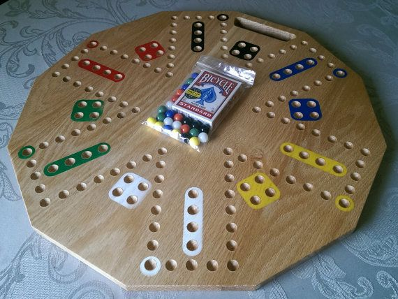 A Board Game Like Carbles By DsheathDESIGNS On Etsy Marble Games My