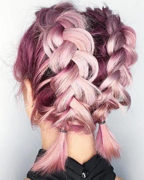 """5,363 mentions J'aime, 91 commentaires - Tiger Mist (@tigermist) sur Instagram: """"Hair envy  / Pinterest: TigerMistLoves"""""""