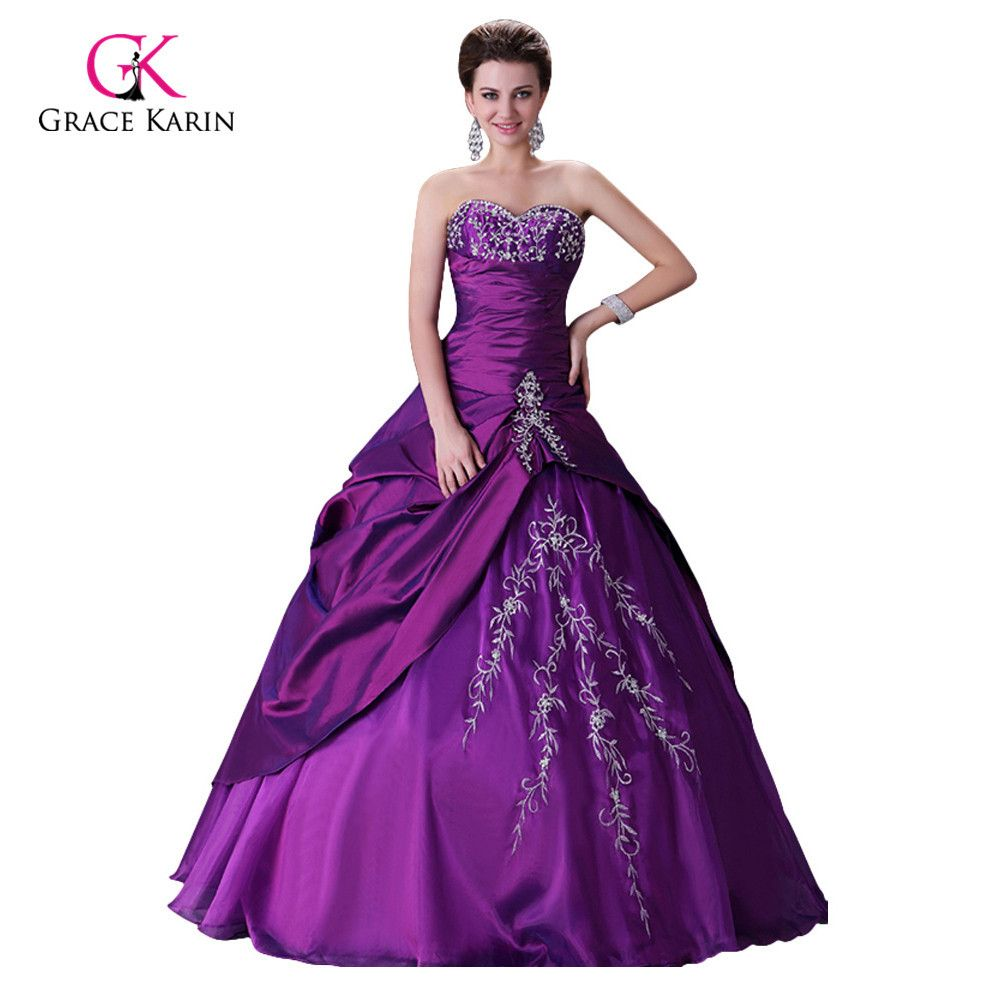 Cheap Purple Wedding Dresses At Exclusive Wedding Decoration And