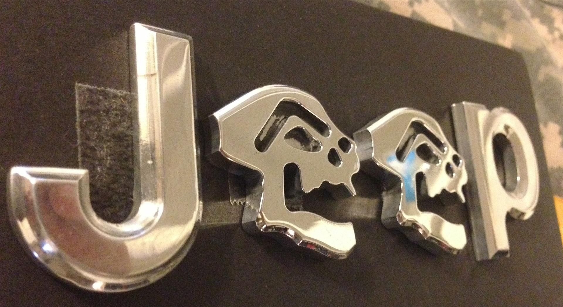 Grill Bling | Jeeps, Wrangler accessories and Jeep wrangler forum