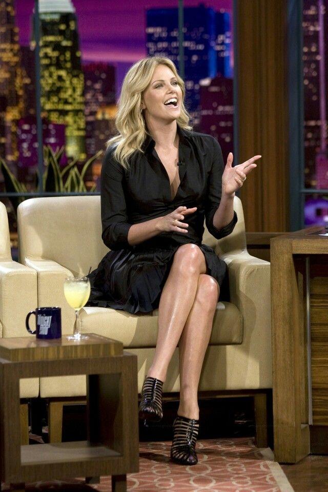 Celebrity leg tv