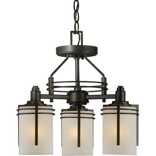 $196.2 Forte Lighting 3 Light Convertible Pendant