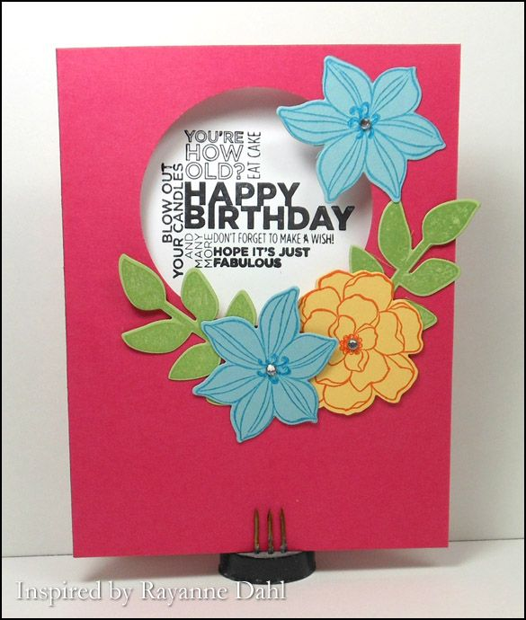 #Hidden Garden #birthday www.inkup.us