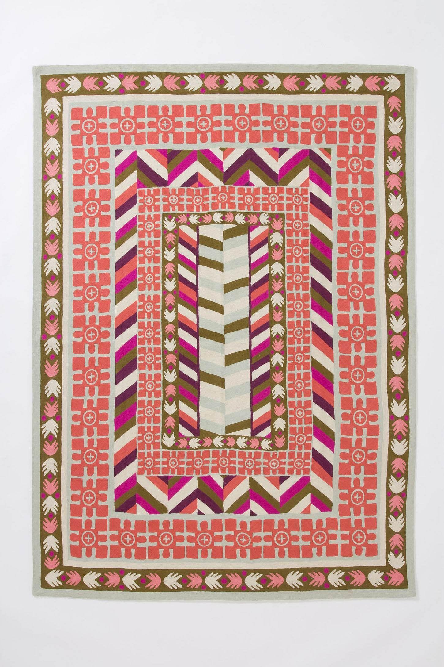 Anthropologie rug SHOPPING LIST Pinterest