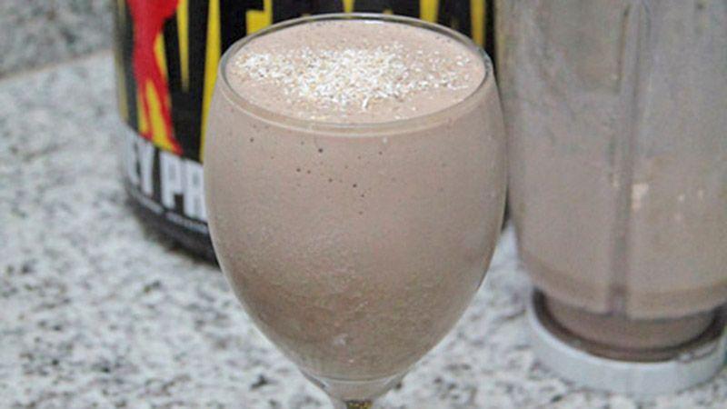 Milkshake De Batata Doce Receita Com Imagens Hipercaloricos
