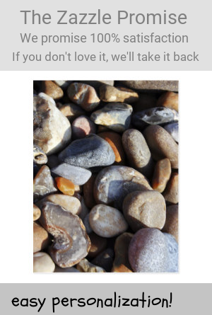 Beach Pebbles postcard |  Beach Pebbles postcard