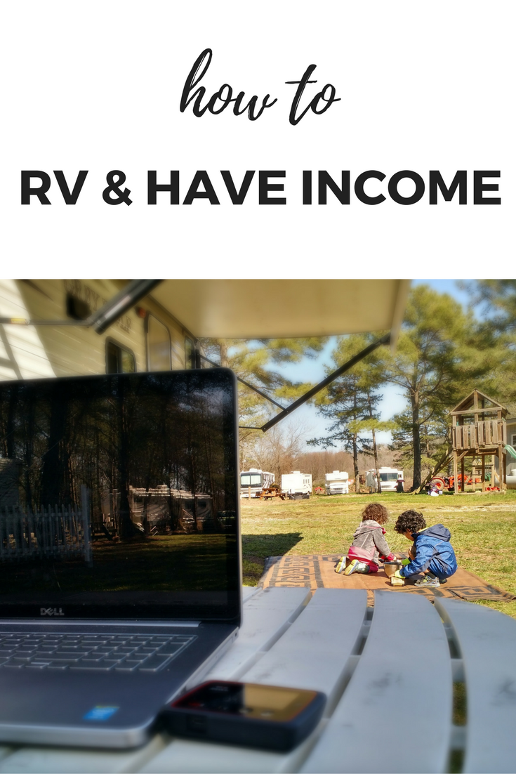How to Make Money While RVing — Exploring the Local Life