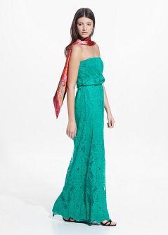 Vestidos tul mujer largos