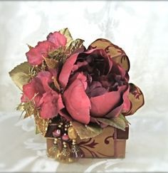 rose gift wrap - Google Search